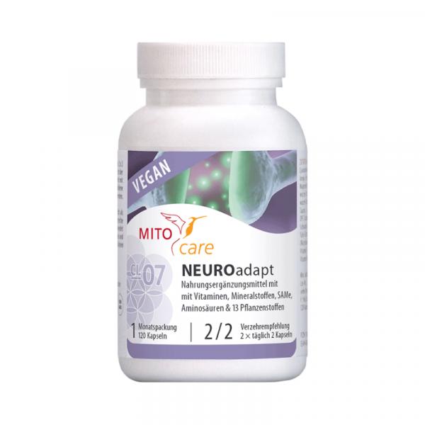 NEUROadapt suplement MITOcare
