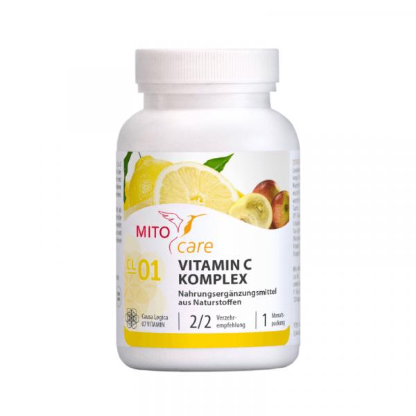 MITOcare Witamina C kompleks suplement
