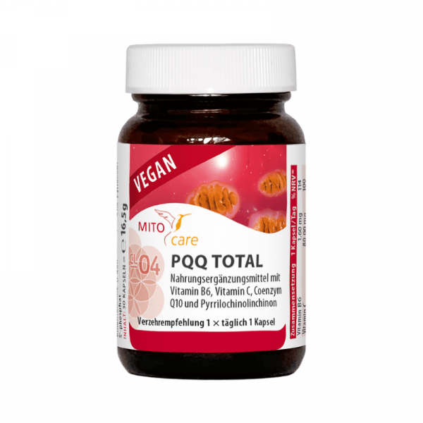 PQQ MITOcare suplement