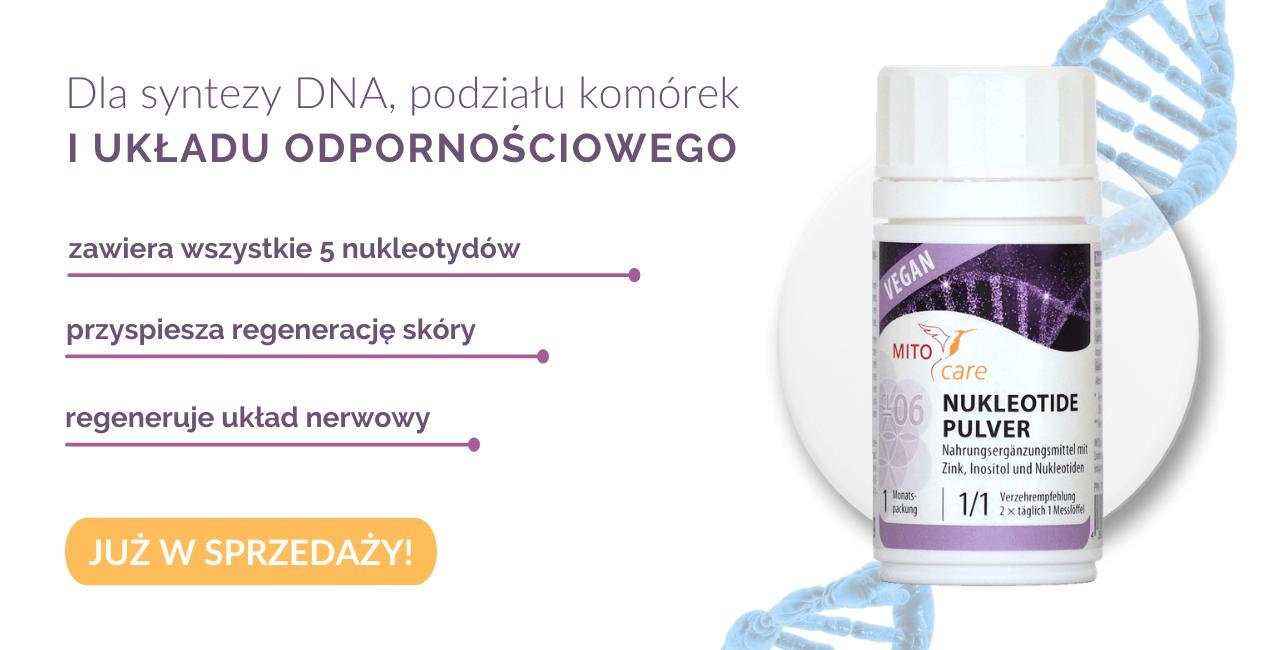 Proszek Nukleotydowy MITOcare Polska